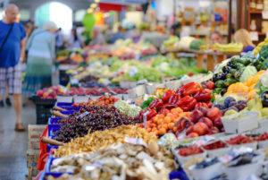 Cocina de mercado